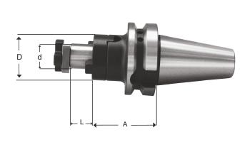 Kombine Malafa DIN 6358